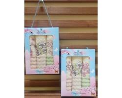Набор вафельных полотенец Cherry Blossom, 3 шт.