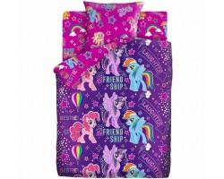 Комплект My Little Pony Neon Дружба 1,5 спальный