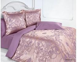 Комплект Аметист 2,0 спальный с евро простыней