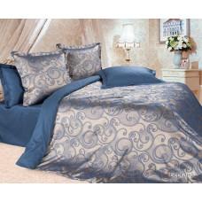 Комплект Бергано 2,0 спальный с евро простыней