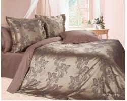 Комплект Флокатти 2,0 спальный с евро простыней