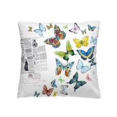 Подушка декоративная Бабочки