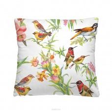 Подушка декоративная Колибри