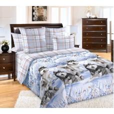 Комплект Хаски 2,0 спальный с евро простыней