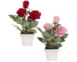 Цветочная композиция, Роза