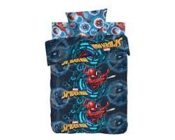 Комплект Человек Паук Neon Непобедимый 1,5 спальный