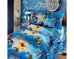 Комплект Трансформеры 1,5 спальный