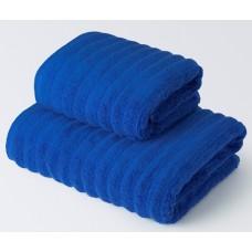 Полотенце Лайфстайл синий 50x90
