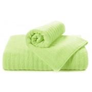 Полотенце Волна зеленый 50x90
