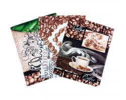 Набор кухонных полотенец Кофе
