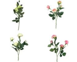 Цветок искусственный, Дикая роза
