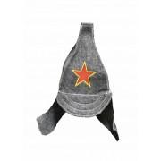 Банная шапка Буденовка