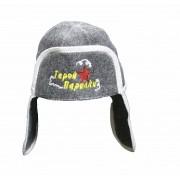 Банная шапка Герой парилки