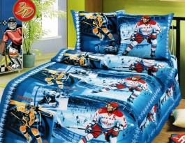 Комплект Хоккей 1,5 спальный