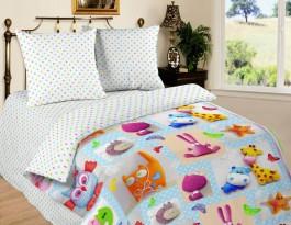Комплект Плюшевый мир 1,5 спальный