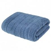 Полотенце махровое Авеню серо-голубой