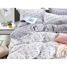 Комплект Прованс 2,0 спальный с евро простыней