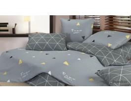 Комплект Джакобсен 2,0 спальный с евро простыней