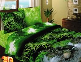 Комплект Водопад 2,0 спальный с евро простыней