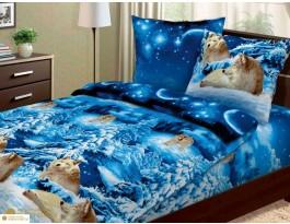 Комплект Волки 2,0 спальный