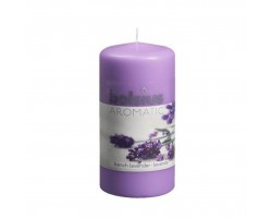 Ароматизированная свеча 12х6 см Лаванда