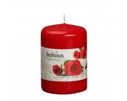 Ароматизированная свеча 8х6 см Роза